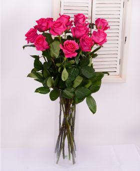 Cyklámenové ruže