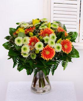 Farebná kytica Solange