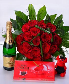 Valentínske prekvapenie 1