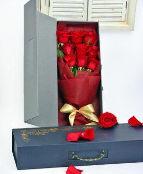 Kufrík ruží